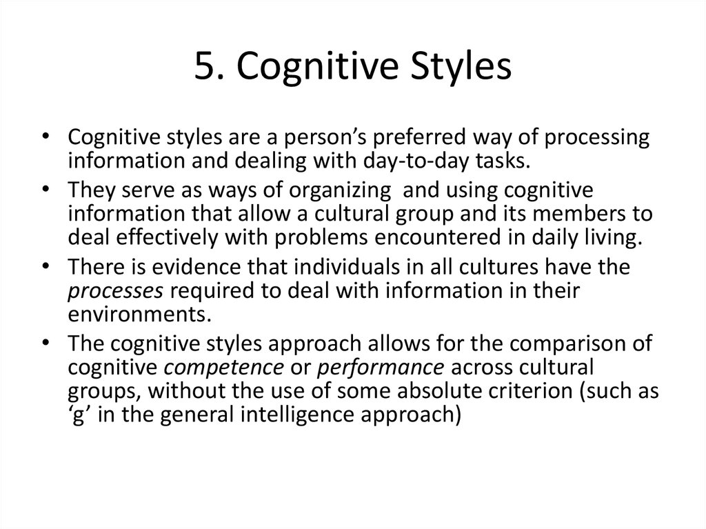 cognitive competence The cognitive competencies of infants if one were to use parental horror stories about lost sleep and comedians' routines about becoming a parent to judge how newborns spend most of their time, it would be easy to believe that newborns do little more than cry and soil their diapers.
