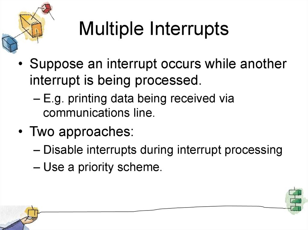 Multiple Interrupts