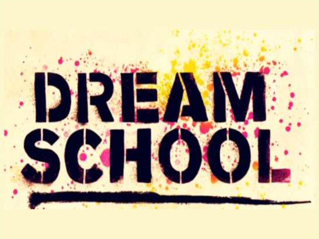 My Ideal School Dream School Online Presentation