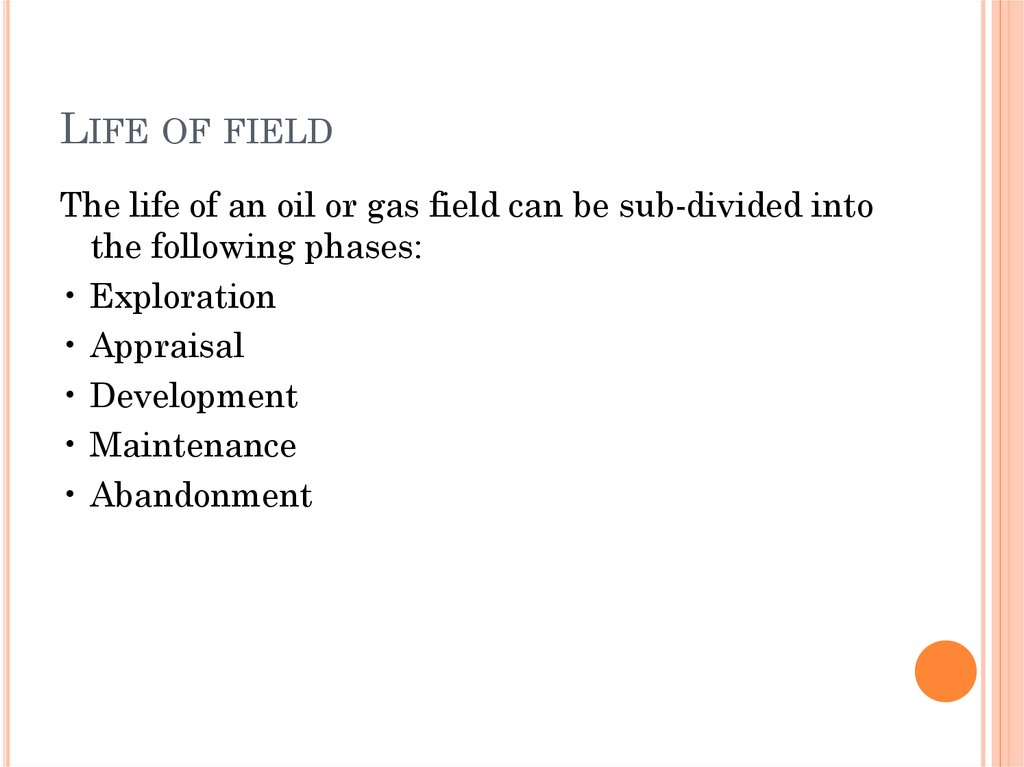 Introduction of well drilling technology - online presentation