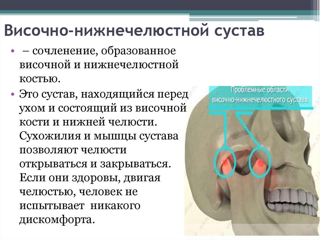 Реферат воспалительные заболевания височно-нижнечелюстного сустава бандаж плечевой сустав