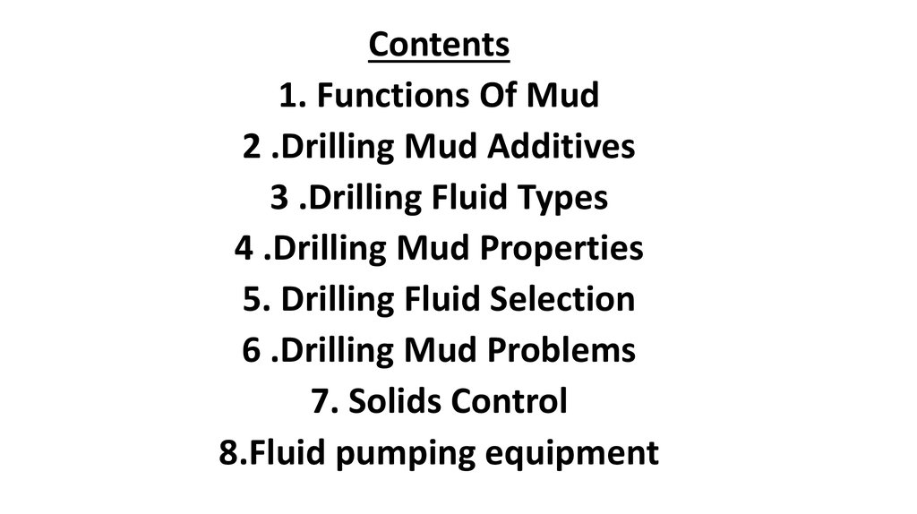 how to make drilling mud