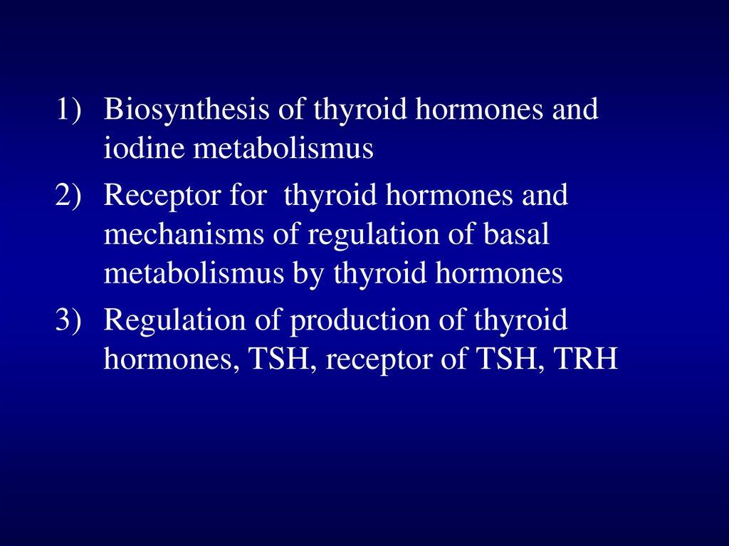 How Steroid Hormones Work