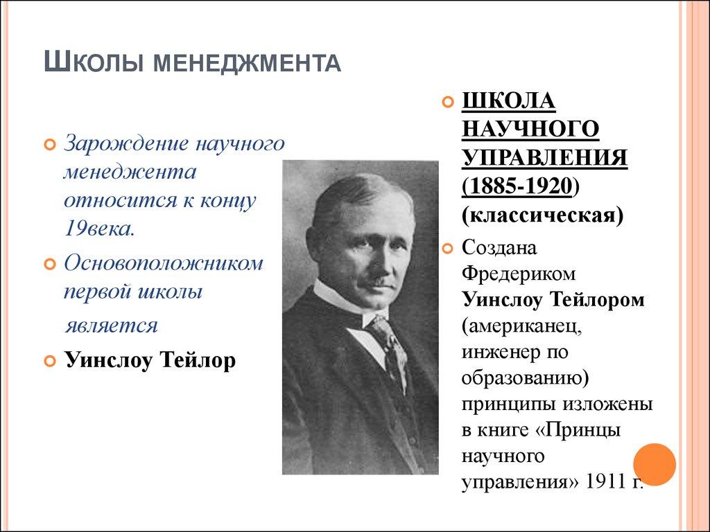 Классические Теории Менеджмента Шпаргалка