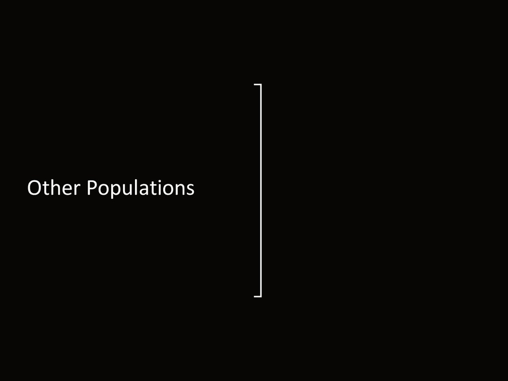 Other Populations