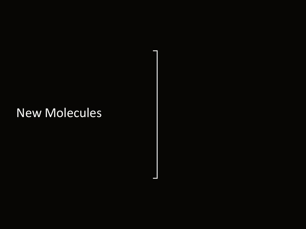 New Molecules