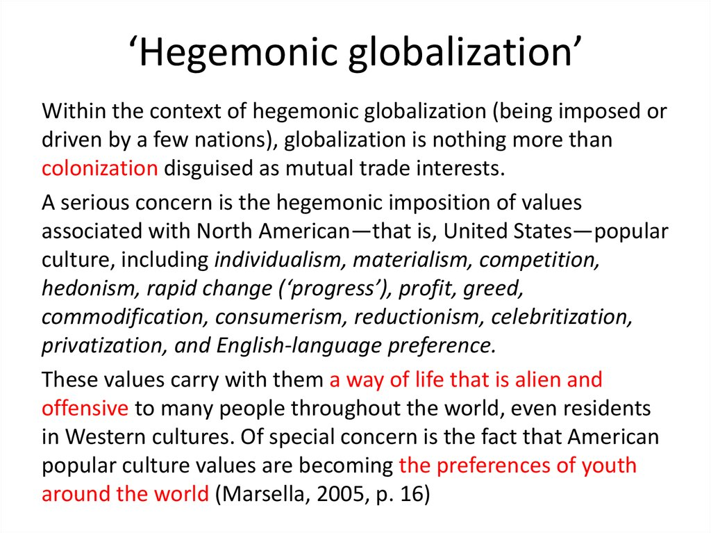globalization is nothing new-essays The stories 'the day the world almost came to an end' and 'the embraces her fear and does absolutely nothing medicine globalization stereotype.