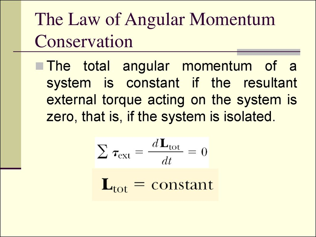 ANGULAR MOMENTUM CONSERVATION EBOOK DOWNLOAD
