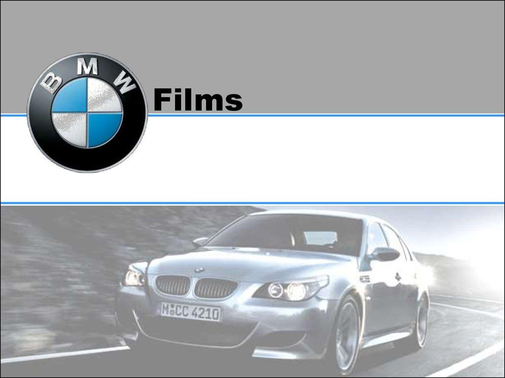Bmw Presentation Example презентация онлайн
