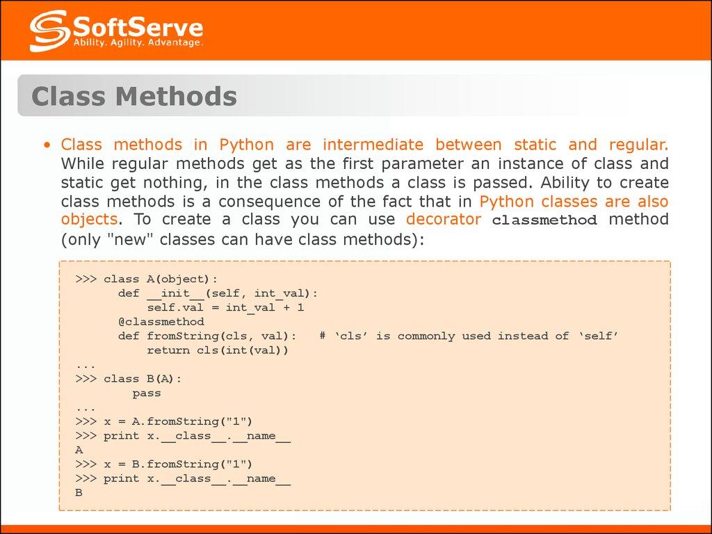 python 3 object oriented programming pdf