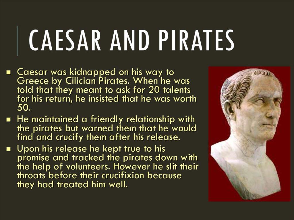 Julius caesar gay