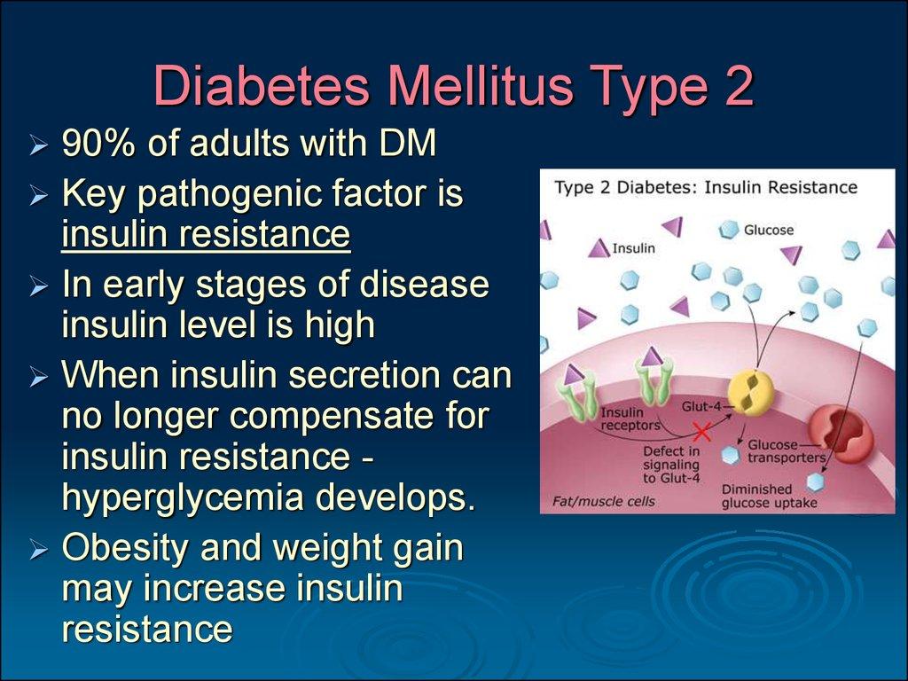overgewicht diabetes mellitus type 2