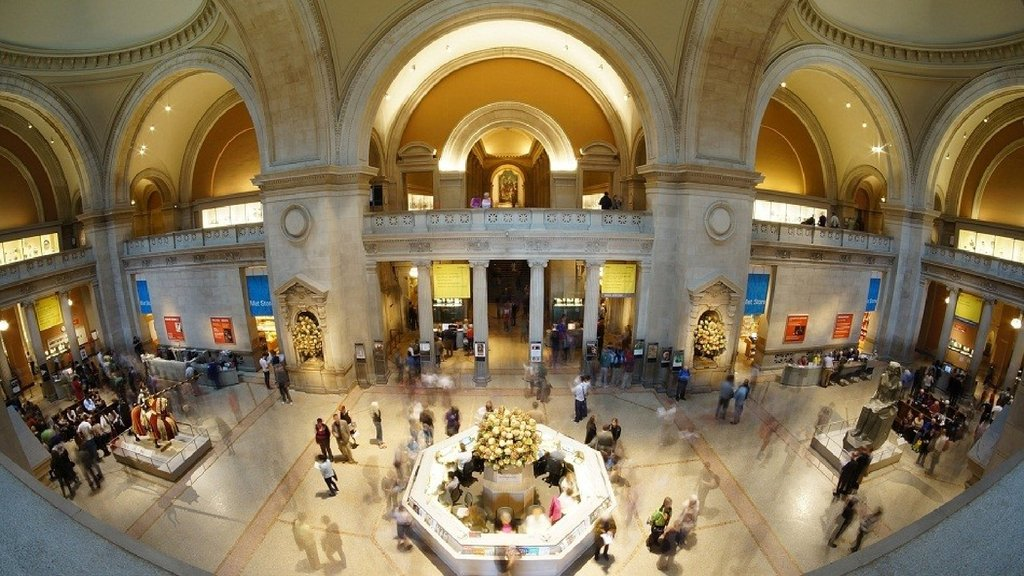 an analysis of the trip to the metropolitan museum of art