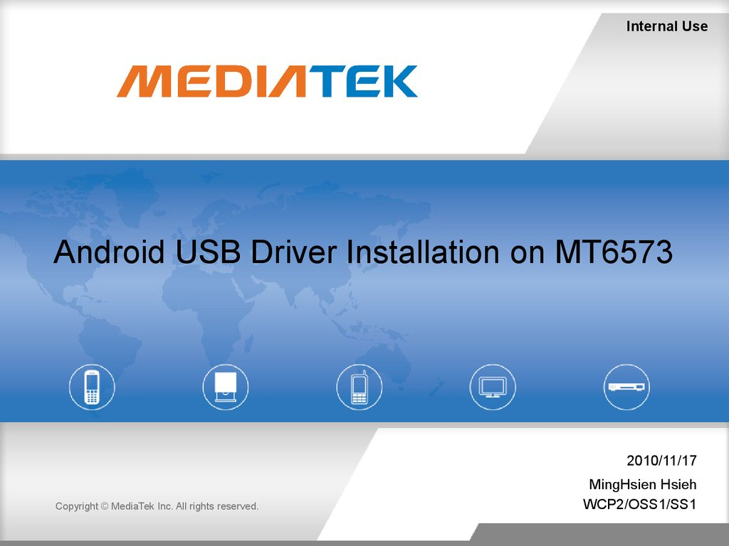 driver mediatek mtk usb mass storage