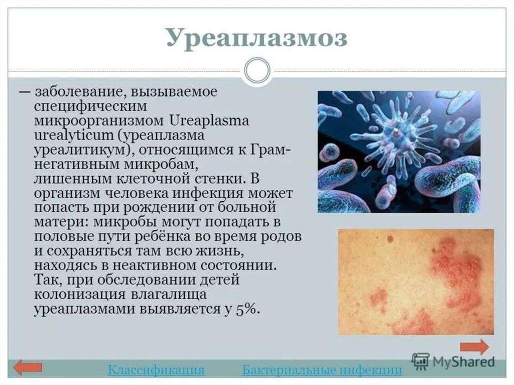 Уреаплазма у мужчин причины заболевания