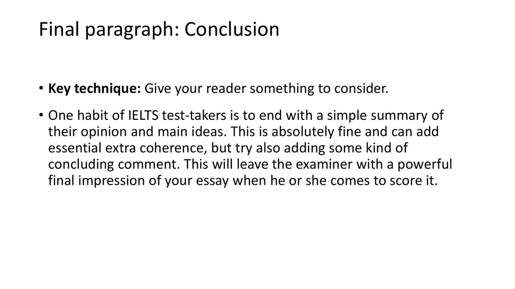 how do you start the 2nd paragraph in an essay The writer of the academic essay aims to persuade readers of an idea based on evidence the beginning of the essay is a crucial first step in this process in order to engage readers and establish your authority, the beginning of your essay has to accomplish certain business.