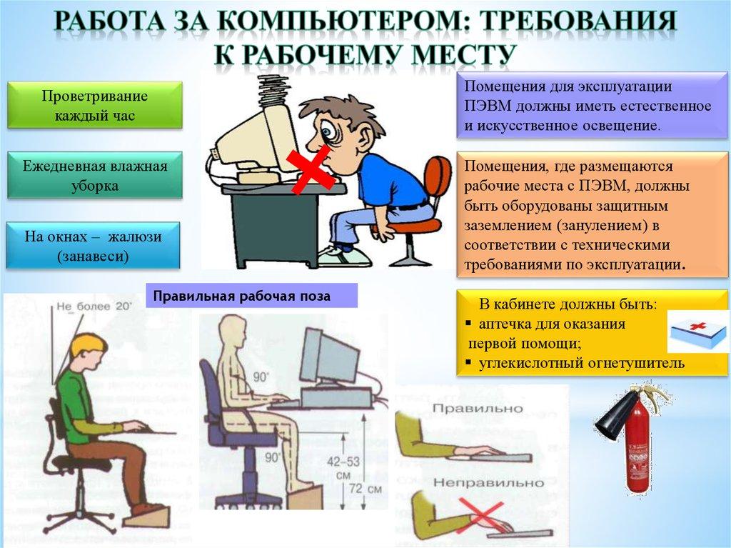 Пожарная безопасность при использовании пэвм повышение квалификации для работников образования в москве