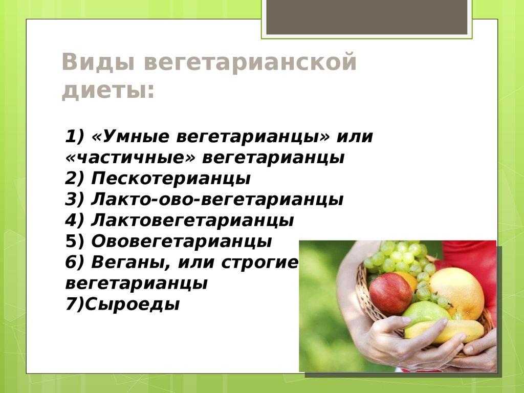 Меню Диеты Вегетарианская. Вегетарианская диета
