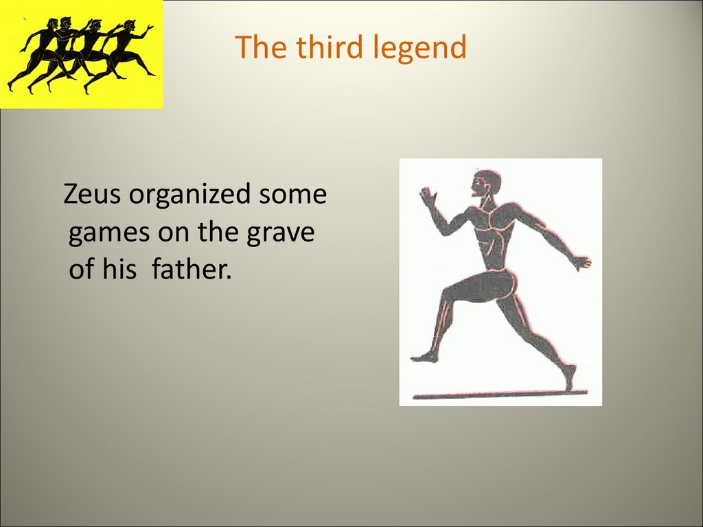 The third legend