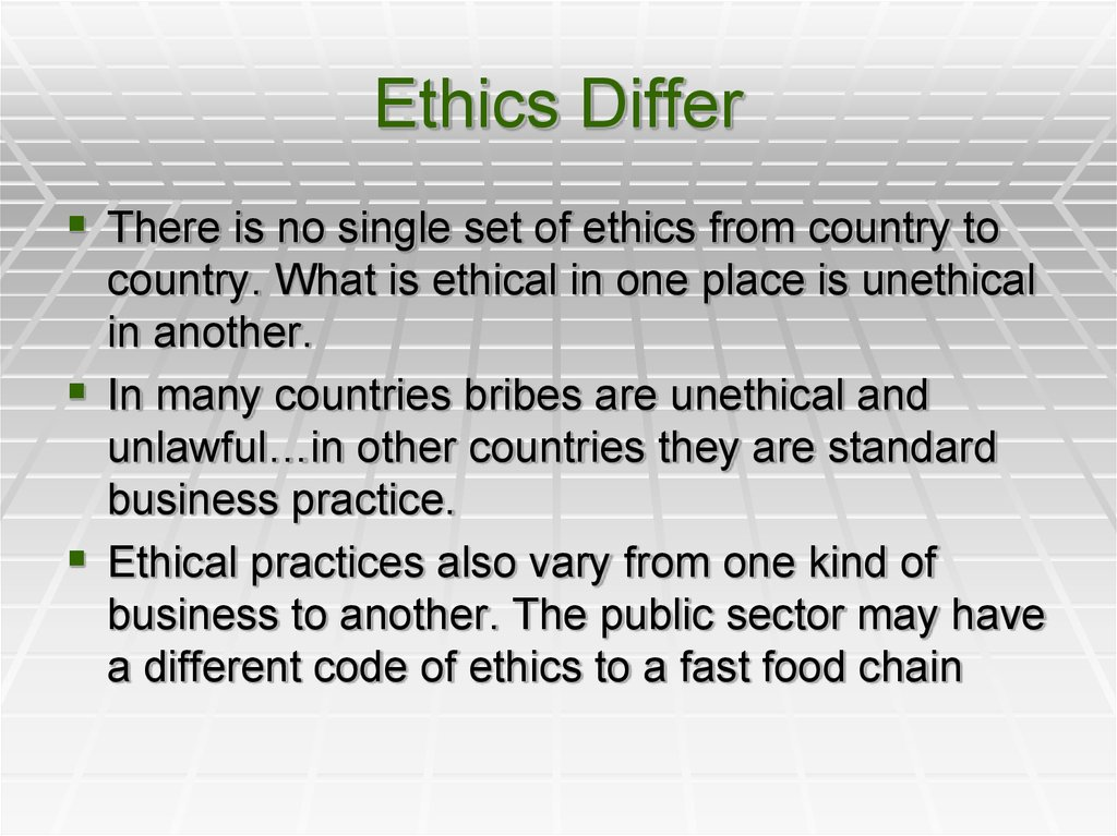 the relationship between leader's ethics and The relationship between ethical leadership, leadership effectiveness and organizational performance: a review of literature in smes context mitra madanchian1, norashikin hussein1, fauziah noordin1, hamed taherdoost2, 3 1faculty of business and management, universiti teknologi mara.