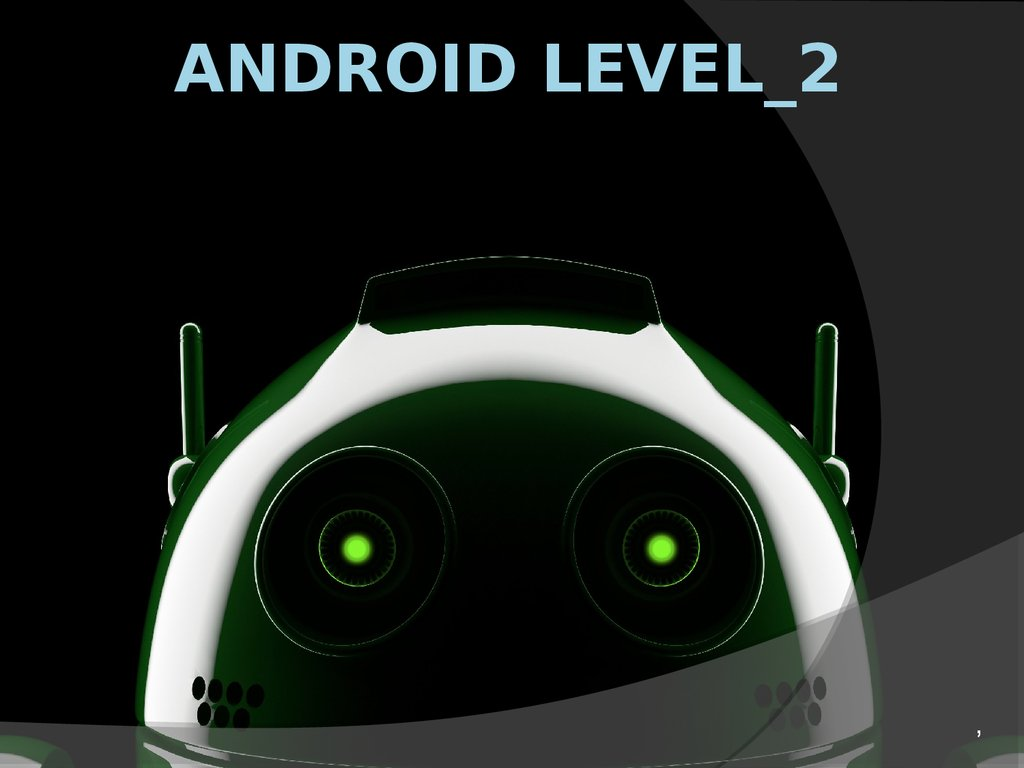Android Level_2