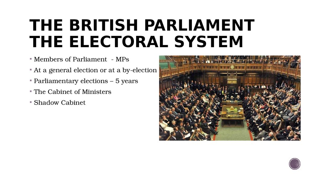 british electoral system The afghanistan electoral system, processes and outcomes through the prism of the performance of the government andopposition parties: politic.