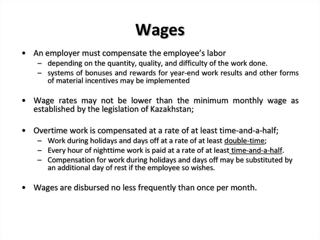 Business Law  Fundamentals of Labour Legislation - online