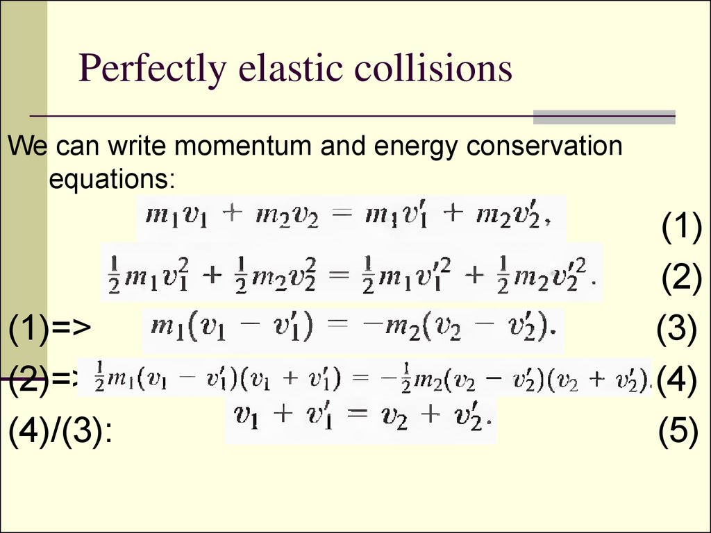 Work Energy And Power Conservation Of Energy Linear Momentum Collisions Online Presentation