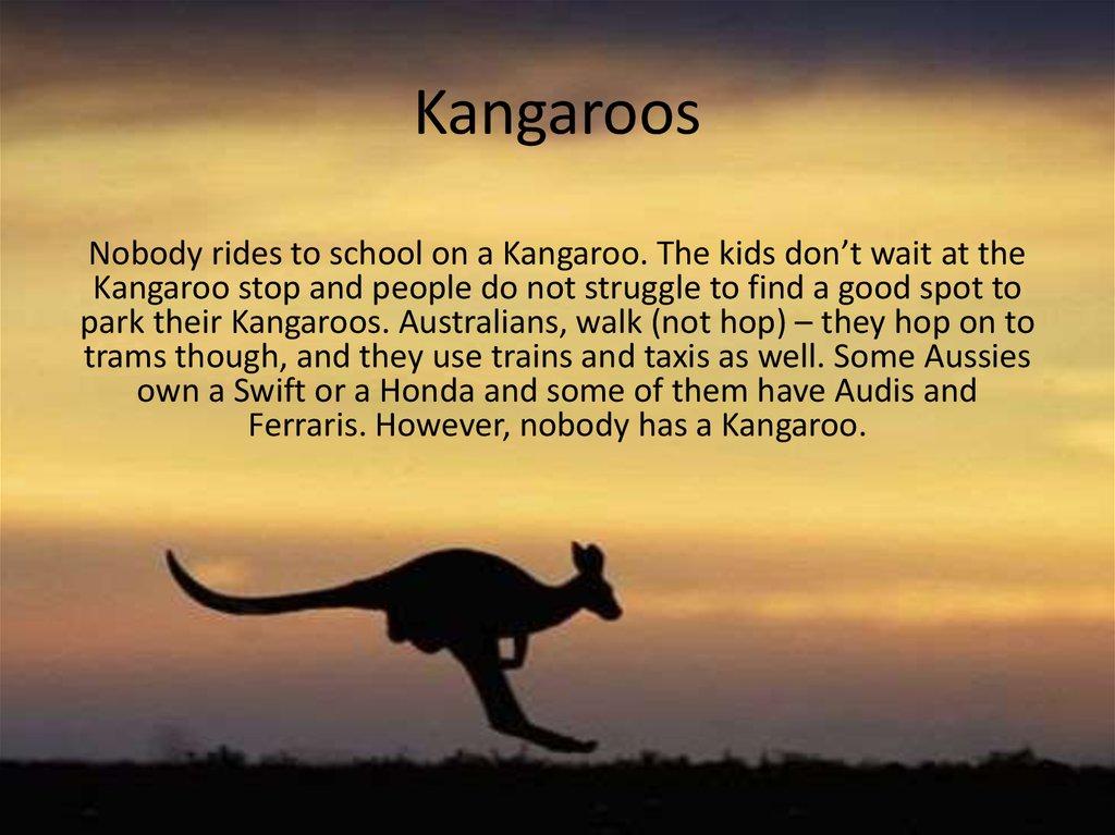 australian stereotypes