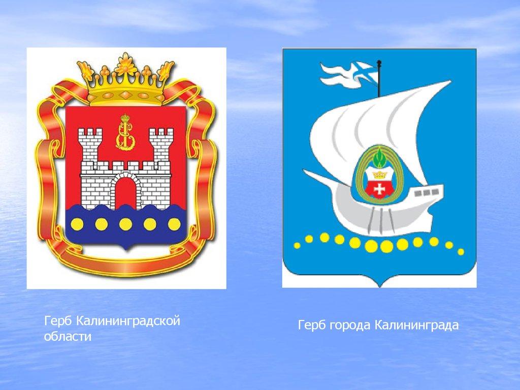 фото калининграда герб