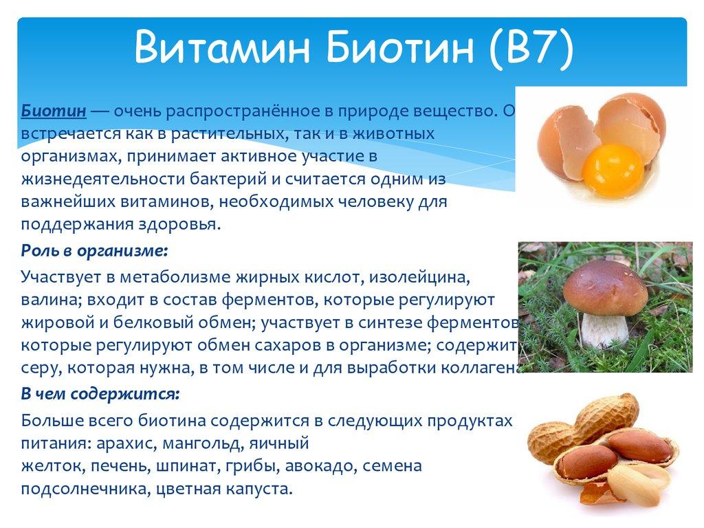 сплетни биотин в каких витаминах содержится хореографические