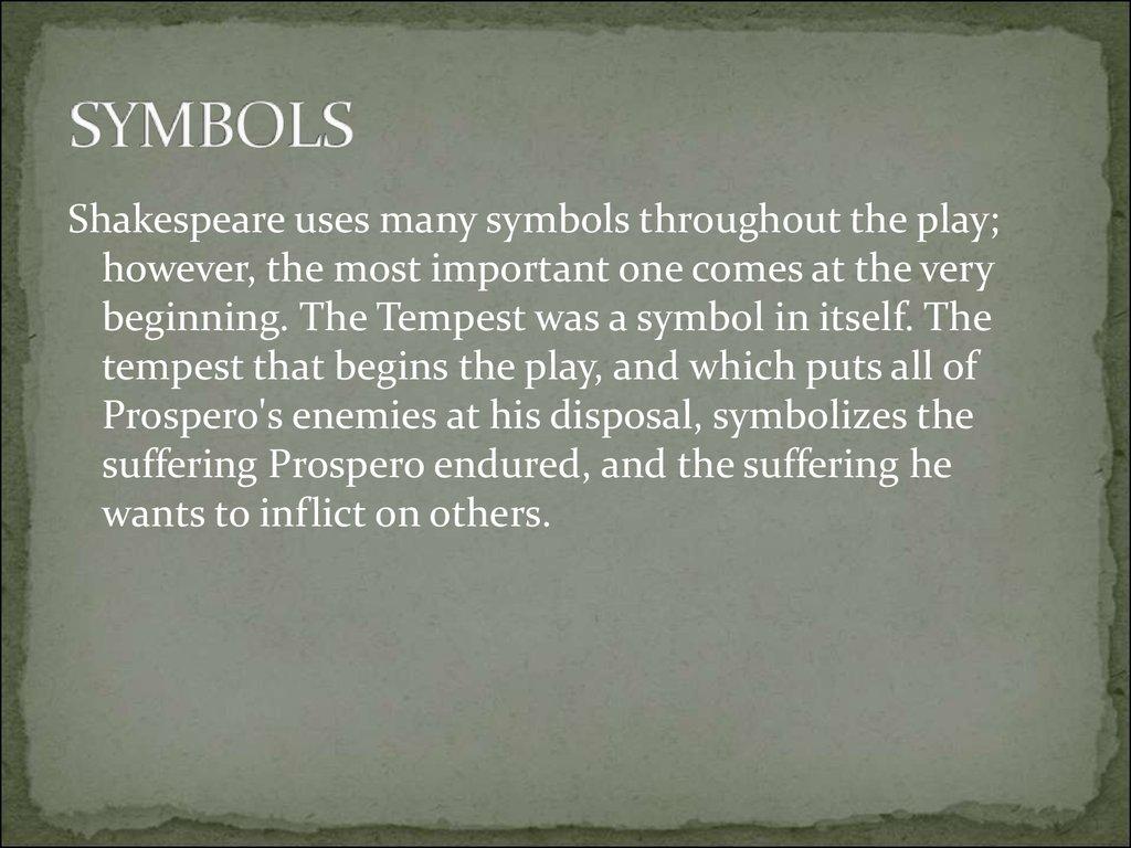 Makbet amlet he empest william shakespeare symbols biocorpaavc