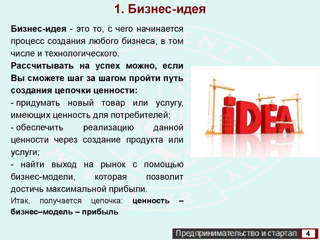 список бизнес идей дома