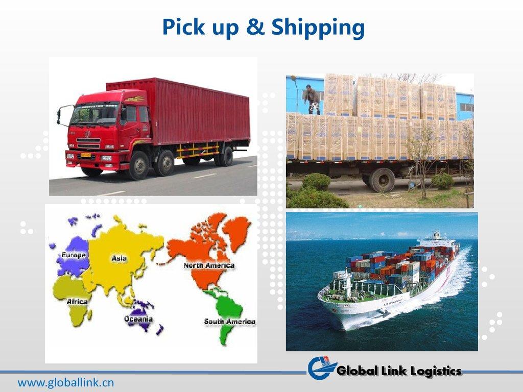 Asian link logistics