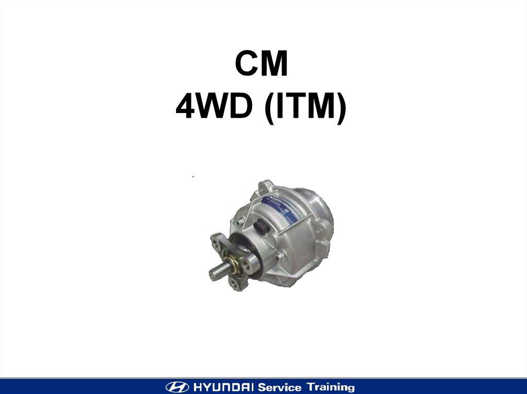 CM 4WD (ITM) - online presentation