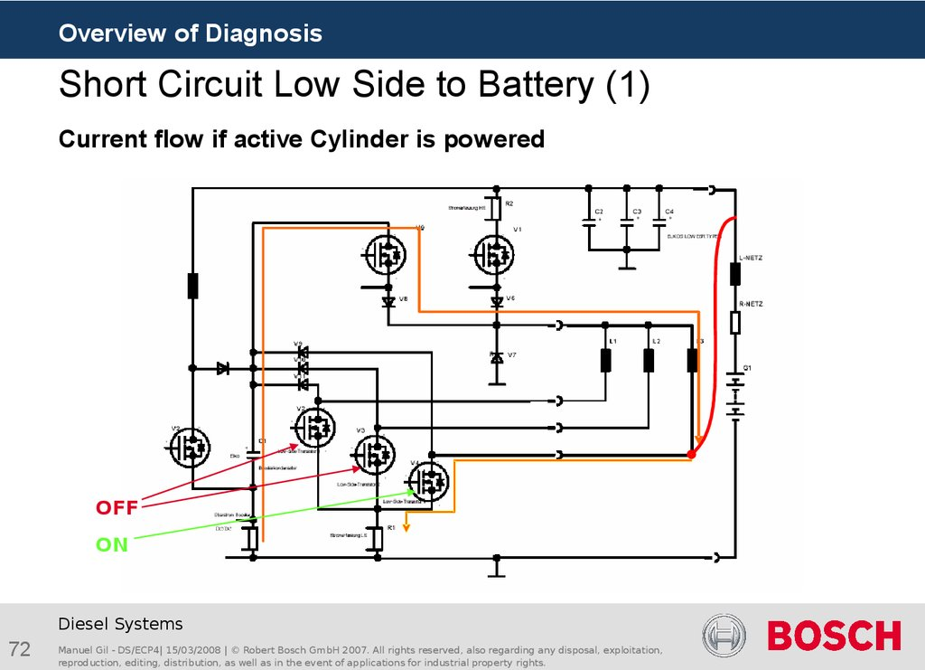 Short Circuit Low Side to Battery (1)