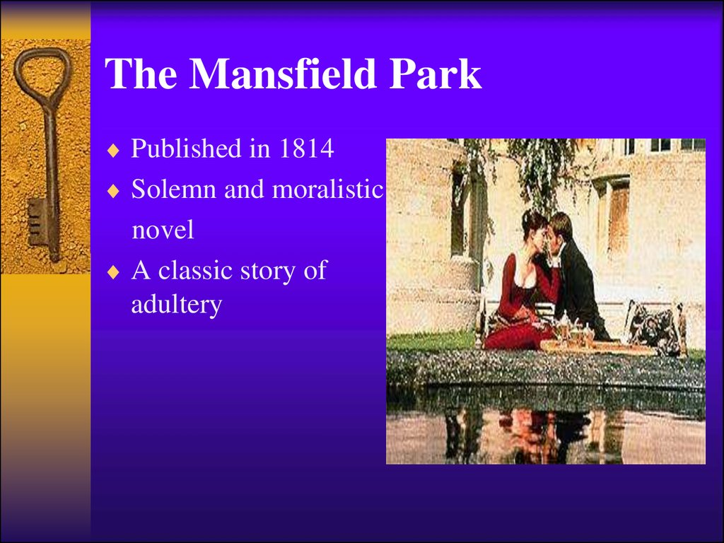 The Mansfield Park