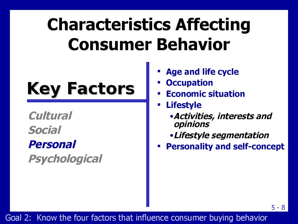 list and describe the major social factors that influence consumer buying behavior Key words: tourism services, tourism products, factors of influence, consumer behaviour 1 department of doctoral school in marketing transilvania university of braşov 1 introduction  buying and consuming tourism products and services, and also its post-consuming  social factors  social factors, such as culture, family or.