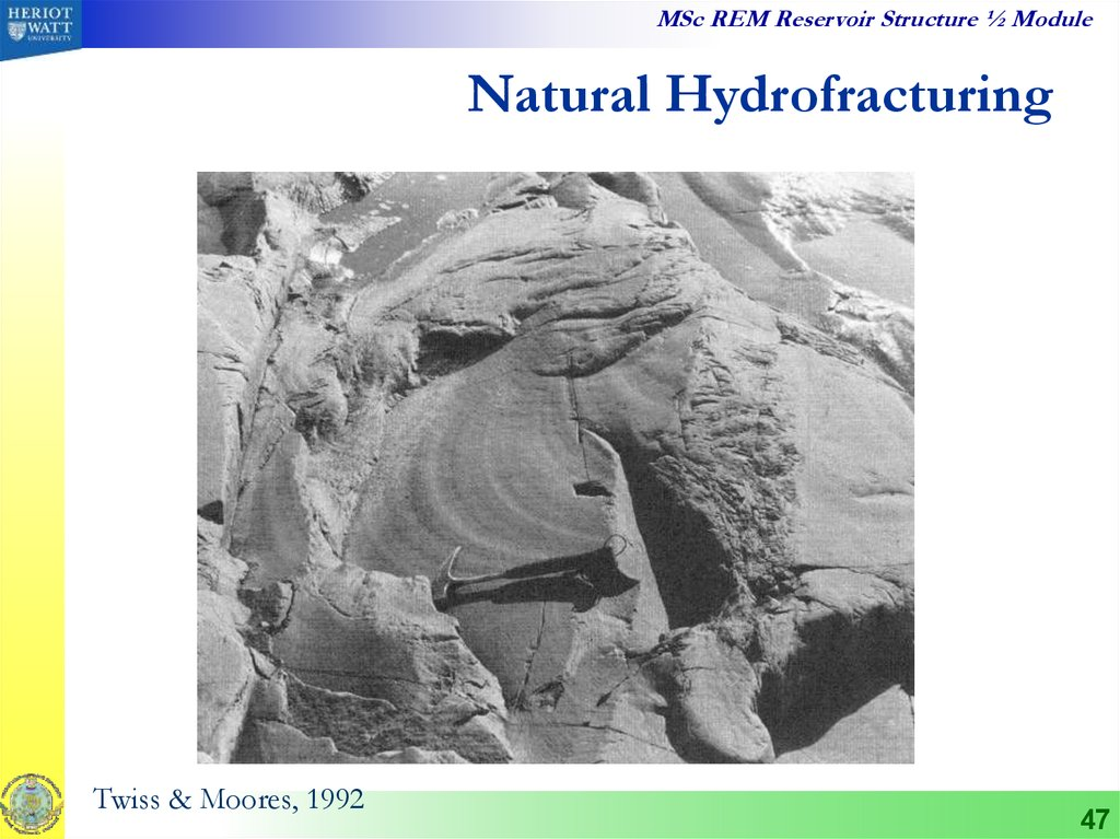 Natural Hydrofracturing