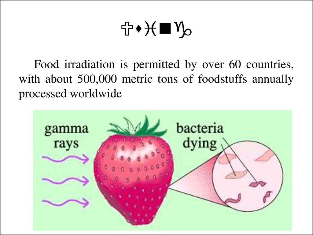 Food Irradiation Online Presentation