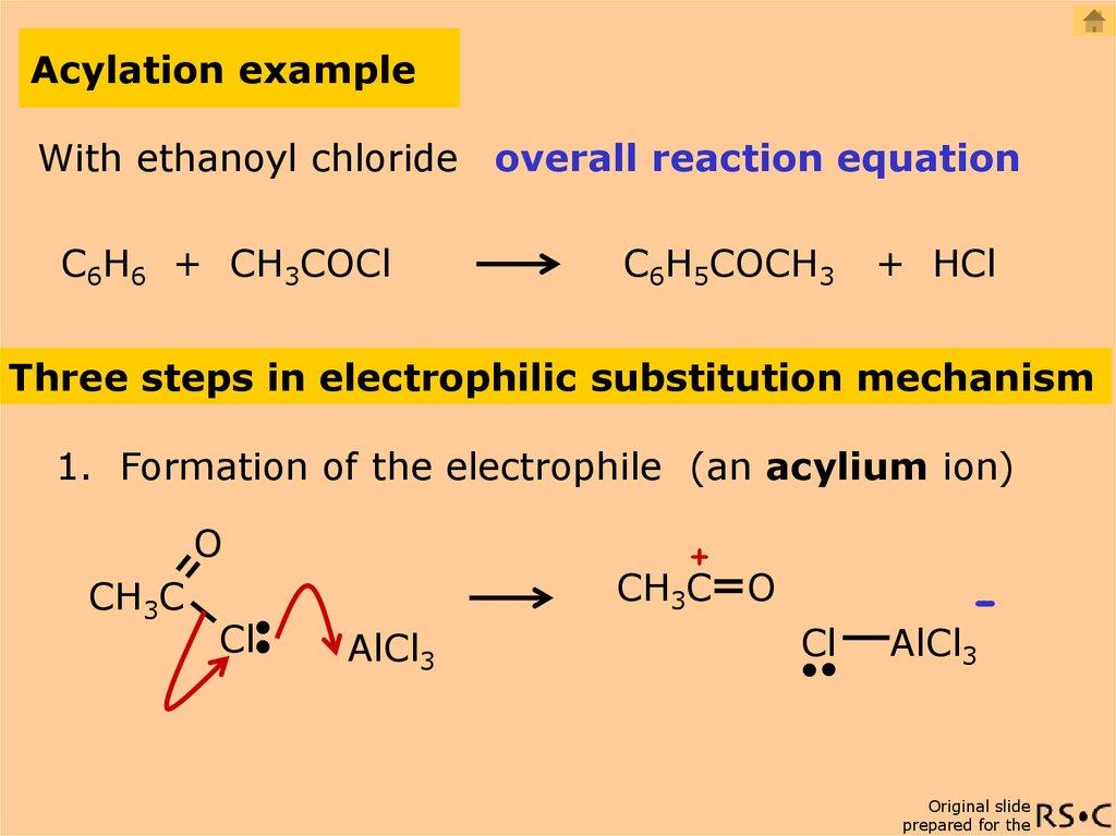 Edexcel organic reaction mechanisms - online presentation