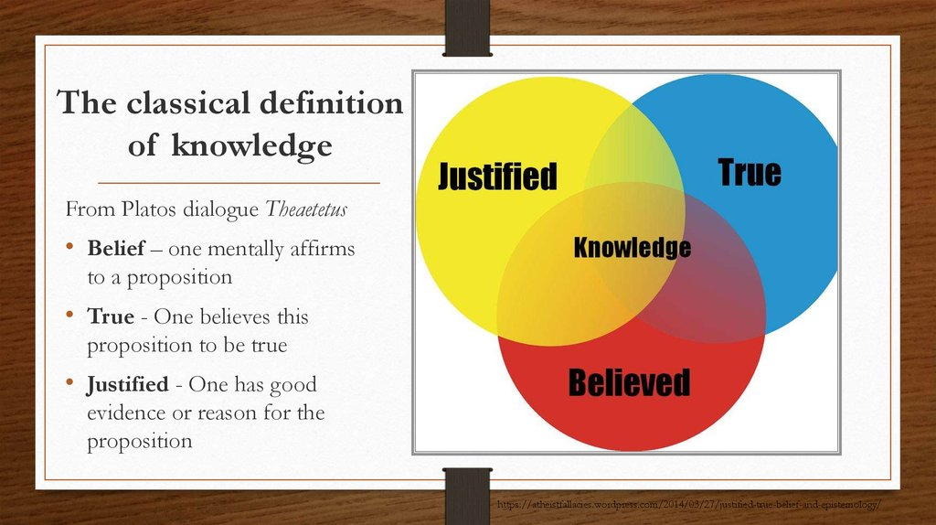definition of knowledge Definition of knowledge noun in oxford advanced learner's dictionary meaning, pronunciation, picture, example sentences, grammar, usage notes, synonyms and more we use cookies to enhance your experience on our website, including to provide targeted advertising and track usage.