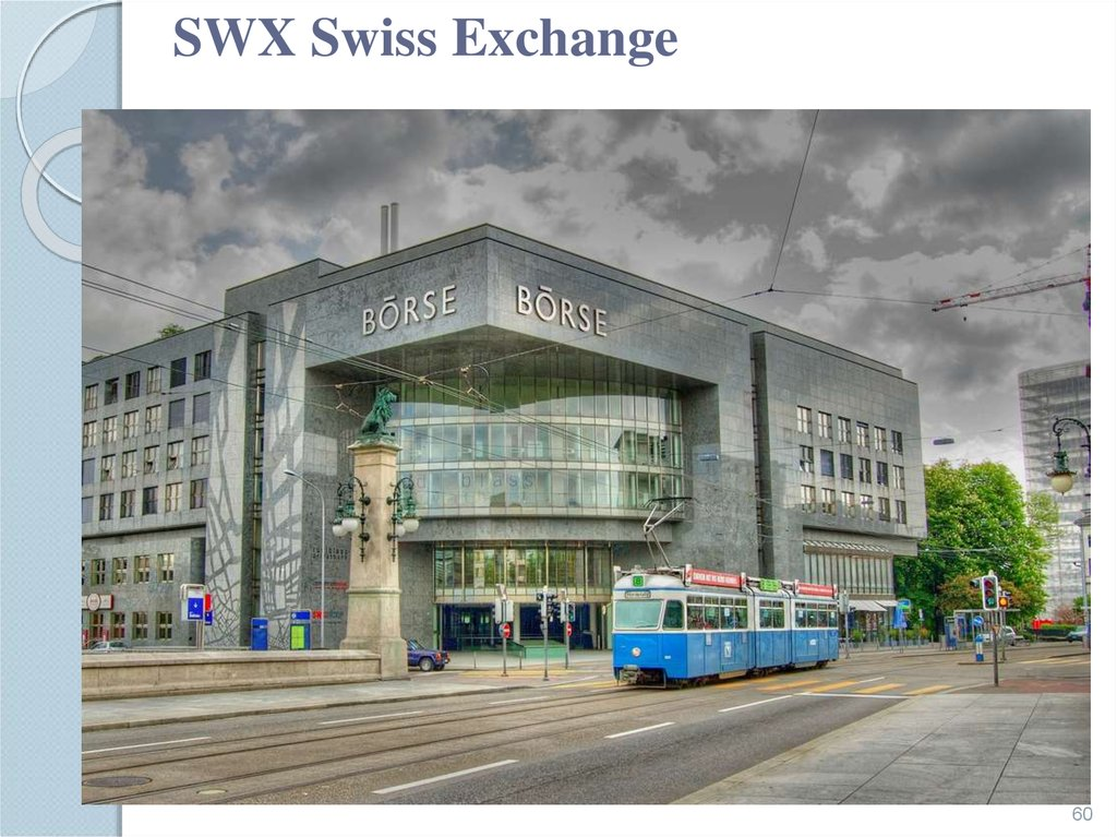 SWX Swiss Exchange
