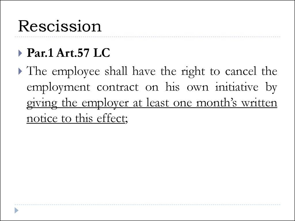 Labor law  (Lecture 1) - online presentation