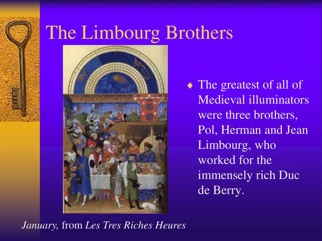 The Limbourg Brothers