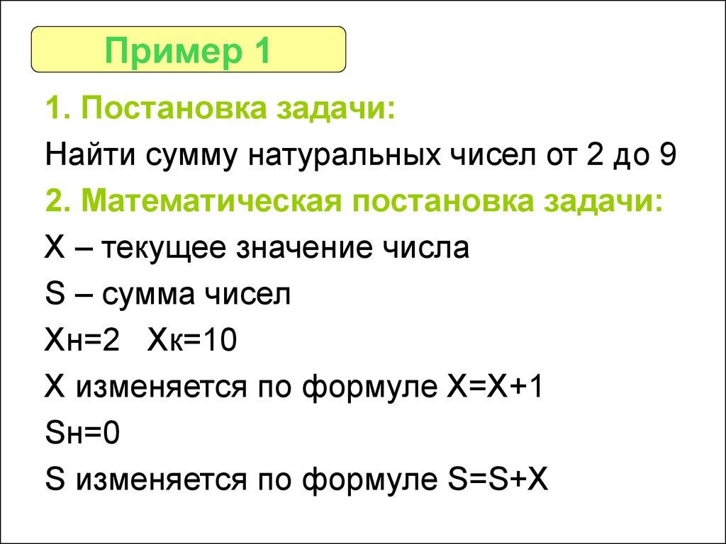 Пример решения задачи на сумму решение транспортной задачи графическим методом