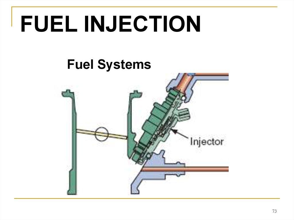 Internal Сombustion Engine  Fuel Systems  The carburetors