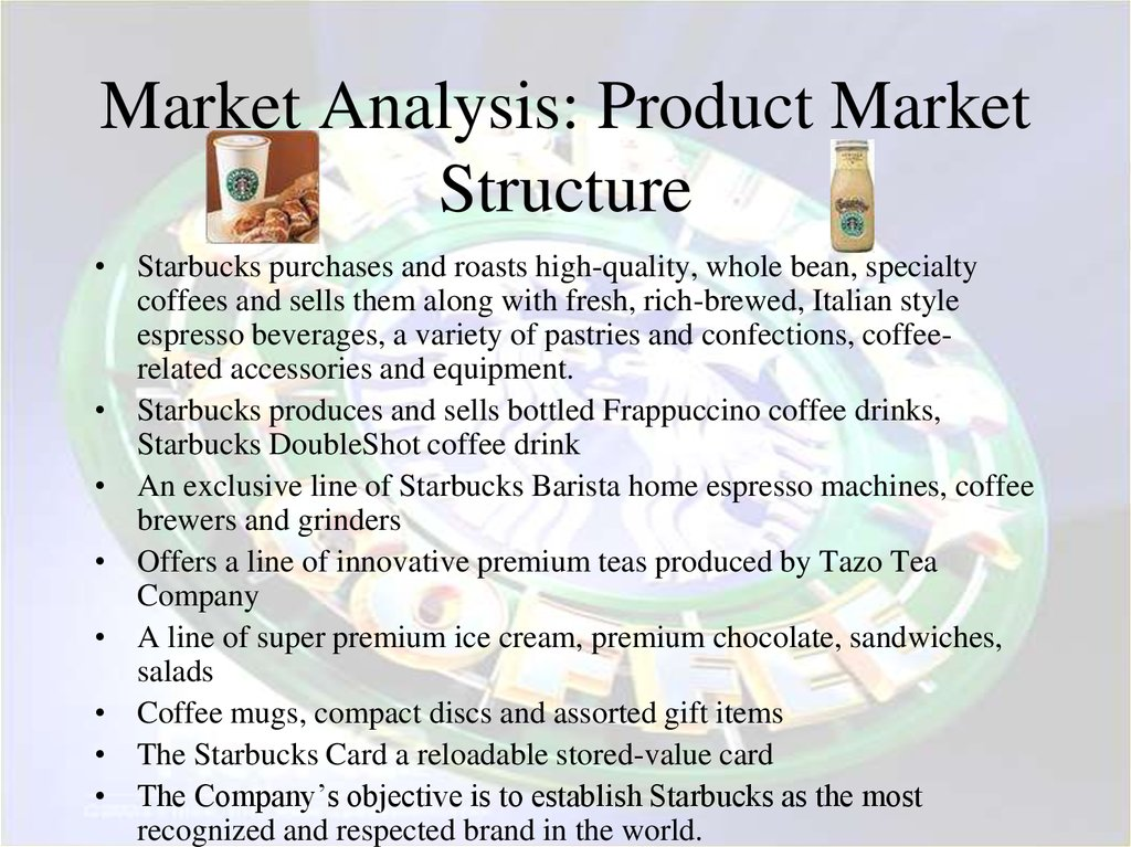Market Analysis: Product Market Structure