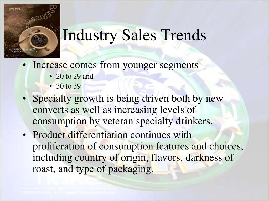 Industry Sales Trends
