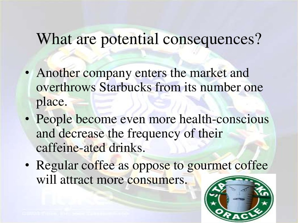 What are potential consequences?